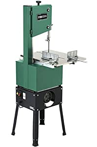 Rikon 10-308 Meat Saw With Grinder, 10-Inch from Rikon