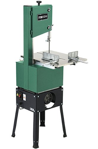 Rikon 10-308 Meat Saw With Grinder, 10-Inch