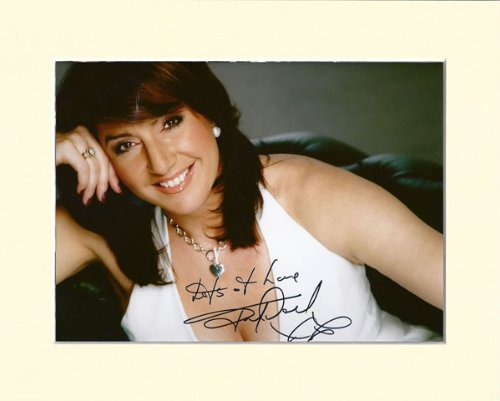 jane-mcdonald-signed-autograph-photo-print-in-mount