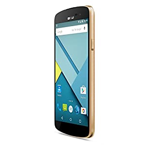 BLU Studio X - Unlocked - Gold