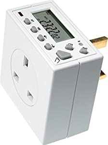 Timeguard TG77 Day Compact Electronic Timeswitch