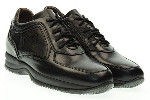 NERO GIARDINI uomo sneakers basse A604310U/100 41 Nero