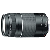 Canon EF 75-300mm f/4-5.6 III Telephoto Zoom Lens for Canon SLR Cameras from Canon