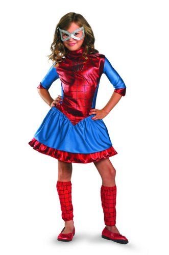 Girls Spiderman Costumes