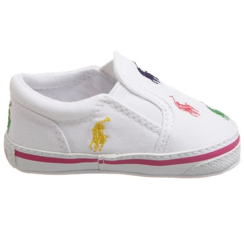 Ralph Lauren Layette Bal Harbour Crib Shoe Infant Toddler