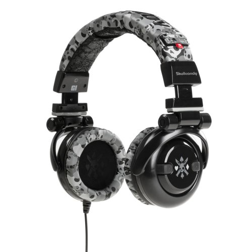 Skullcandy S6GIBZ-23 G.I. Headphones (Black Print)
