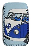 Phone Case Supermarket Exclusive 'VW CAMPER VAN SPLIT SCREEN' (Blue) Samsung Galaxy Beam Neoprene Case, Cover, Pouch, Holder.