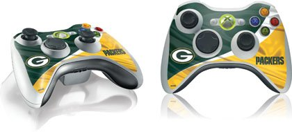 NFL - Green Bay Packers - Green Bay Packers - Skin for Microsoft Xbox 360 Wireless Controller