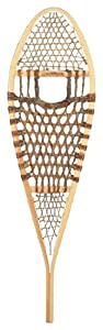 Buy GV Snowshoes Huron Rawhide Snowshoes by GV Snowshoes