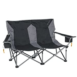 Kelty LowLove Chair, Black
