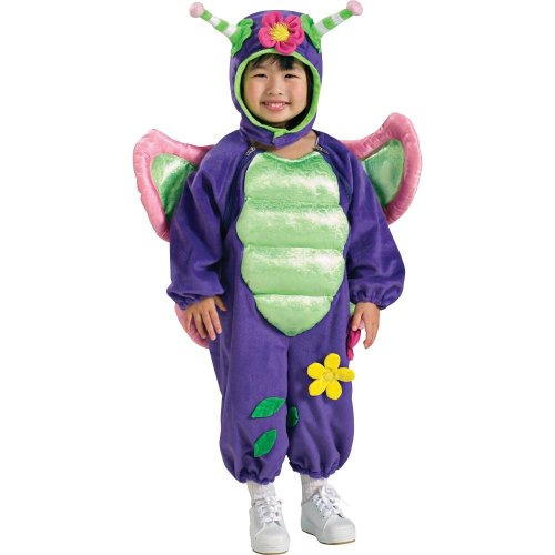 Purple Butterfly Costume - Colorful