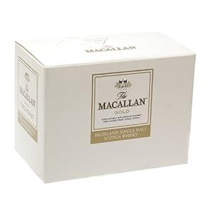 Macallan Gold Single Malt Scotch Whisky 5cl Miniature - 12 Pack from Macallan