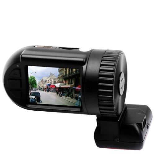 E-PRANCE New Mini 0801 Original Ambarella A2S60 Chip 5M pixel CMOS Car DVR Recorder + High Resolution Full HD 1080P 30 FPS, OV2710 + G-sensor License Plate + 135 Degree Wide Angle View