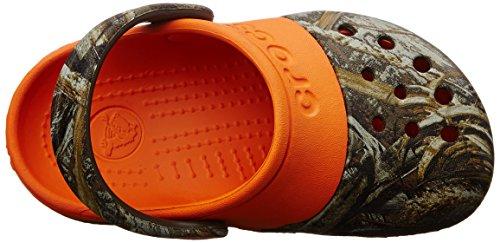 crocs Kids' Electro II Realtree Max-5 Clog crocs kids electro clog