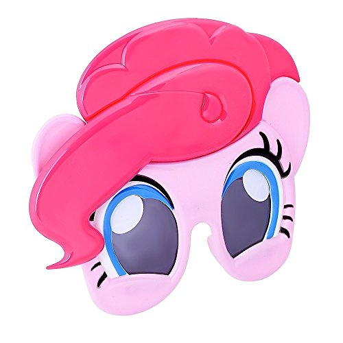 Sunstaches Officially Licensed My Little Pony Pinky Pie (Pinky Pie Adult Shirt compare prices)