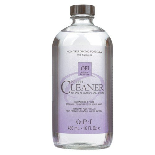 OPI Brush Cleaner Manicure Tools, 16 Fluid Ounce - 1