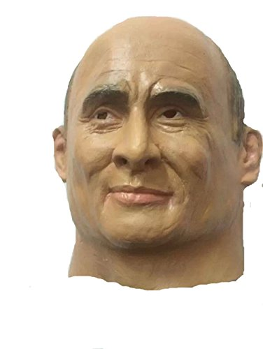 High Quality Latex Mask,Putin Mask,Halloween Easter Costume Party Mask Person Mask