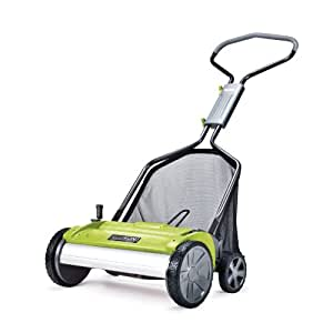 Ellison 18 In. Evolution Easy-Push Reel Lawn Mower with Adjustable Grass Management System