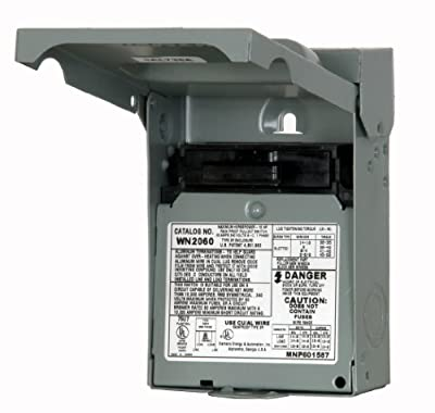 Siemens WN2060U Non-Fused AC Disconnect