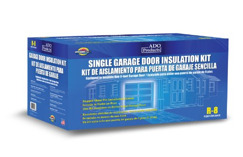 Images for ADO Products GDIKS Single Garage Door Insulation Kit
