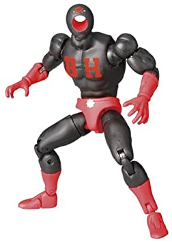Microman black hole MK09 (japan import)