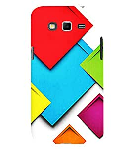 Colourful Pattern 3D Hard Polycarbonate Designer Back Case Cover for Samsung Galaxy Grand I9082 :: Samsung Galaxy Grand Z I9082Z