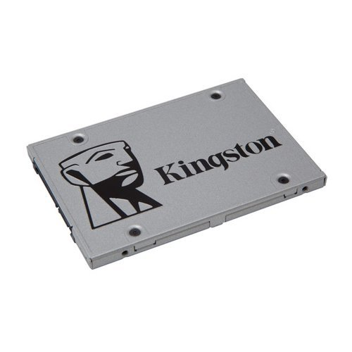 Kingston (キングストン)  内蔵2.5インチ SSD Now UV400 120GB  [SATA3/TLC NAND搭載] 3年保証 SUV400S37/120G