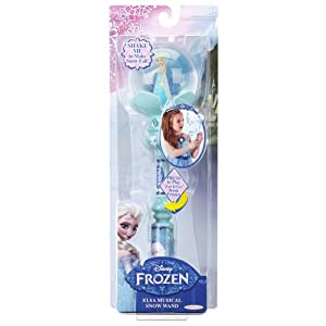 Frozen Elsa's Musical Snow Wand