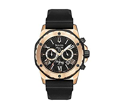 Bulova Men's Marine Star Strap Watch