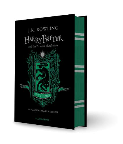 Harry Potter and the Prisoner of Azkaban – Slytherin Edition [Rowling, J.K.] (Tapa Dura)