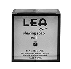 Shaving Soap Refill 100g shave soap by LEA by ALE