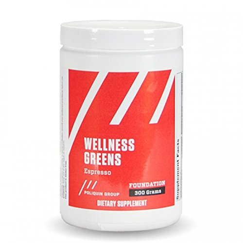 Poliquin Group, Wellness Greens Espresso,300g (Freeze Dried Beet Powder compare prices)