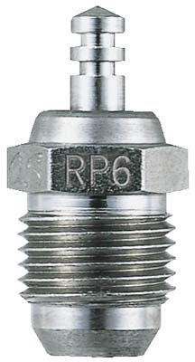 O.S. Engines RP6 Med On-Road Turbo Glow Plug