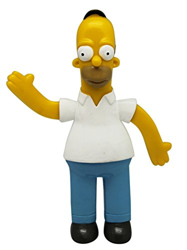 The Simpsons Homer Bendable Figure
