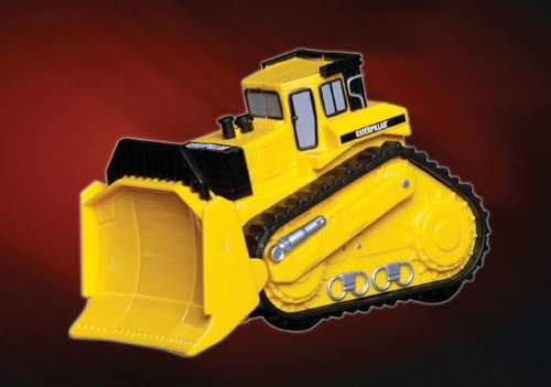Cat Motorized Mini Bulldozer