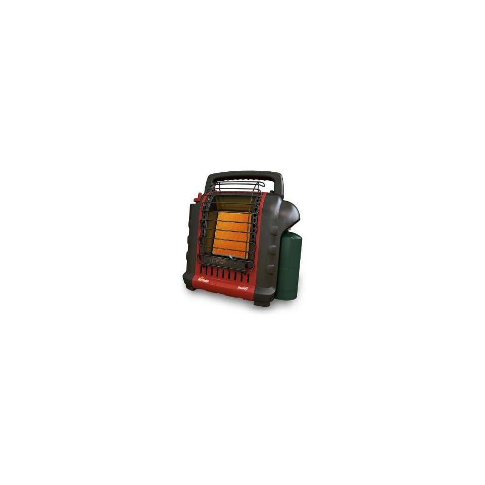 Mr Heater Portable Buddy Radiant Heater Portable 4000 BTU 250 Sq. Ft. 7000 Ft.