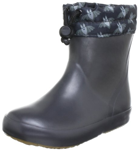 Viking Spinner Summer Rubber Boots Unisex-Child Gray Grau (Anthrazit 77) Size: 21