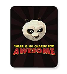 PosterGuy Mouse Pad - No Charge For Awesome - Po Panda, Funny, Animal, Movie, Kung Fu