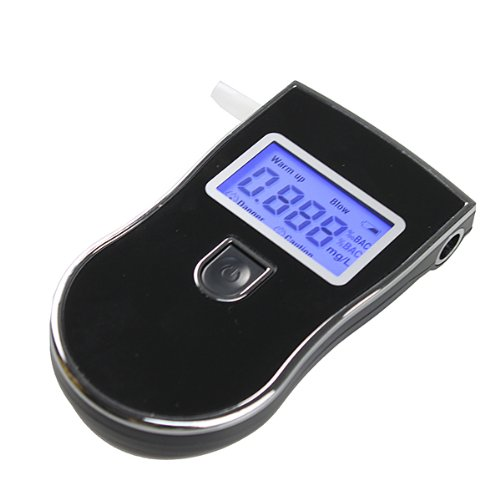 Image of IMAGE® Digital Portable Police Breath Alcohol Tester Analyzer (B0099PY2VU)