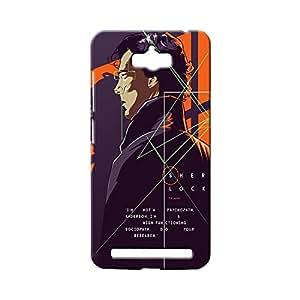BLUEDIO Designer 3D Printed Back case cover for Asus Zenfone Max - G6975