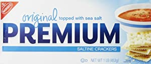 Nabisco Premium Original Saltine Crackers, 16 Ounce