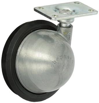"""Saturno Serie 3 """"de diámetro de goma de la rueda giratoria bola de"""