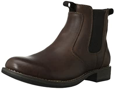 Eastland DAILY DOUBLE Men's Boot 8 D(M) US Dark Brown