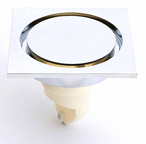 CU Drains de plancher de salle de bain fashion drain déodorant invisible tout cuivre mises à niveau et vidange de noyau résistant aux odeurs