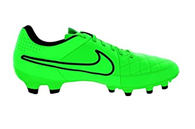 Nike Men's Tiempo Genio Leather FG Soccer Cleat