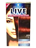 Schwarzkopf Live Unlimited Gloss 896 Midnight Red