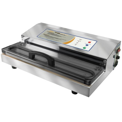 Weston Pro-2300 Stainless Steel Vacuum Sealer (Vacuum Sealer 15 Inch compare prices)