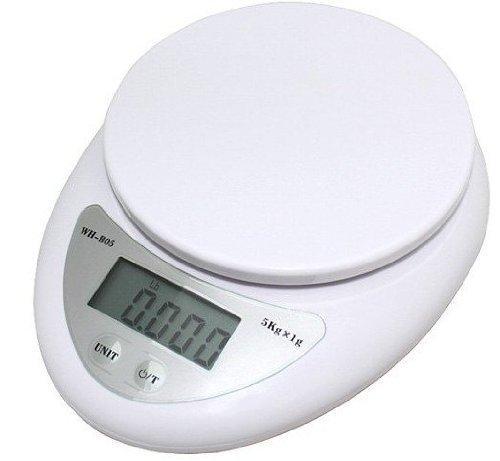 PicknBuy® digitale cucina / pacco Peso bilancia dieta alimentare 5KG 1G