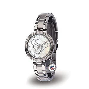 Brand New Houston Texans NFL Charm Series Ladies Watch by Things for You