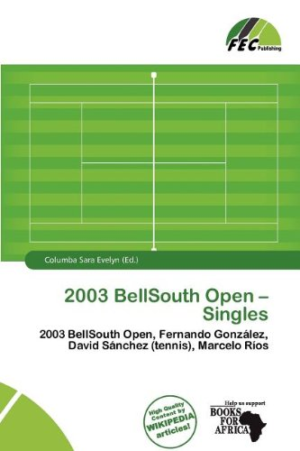 2003-bellsouth-open-singles